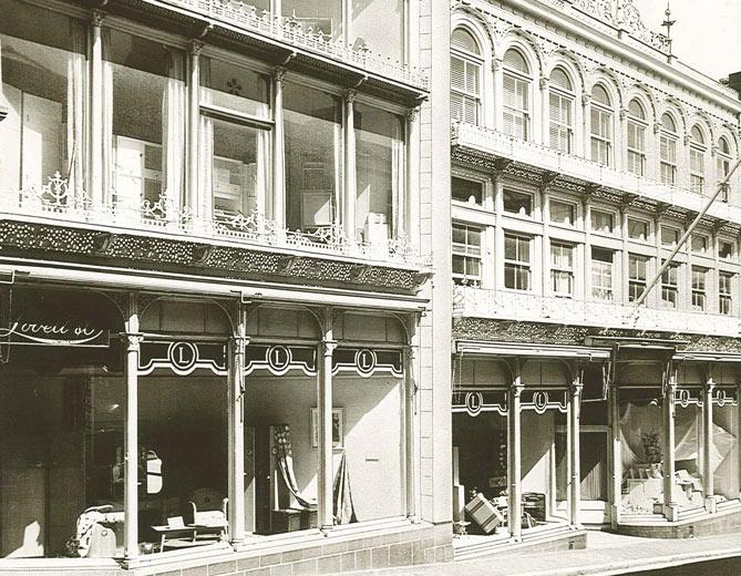 Lovells, Smith Street, St Peter Port 1939