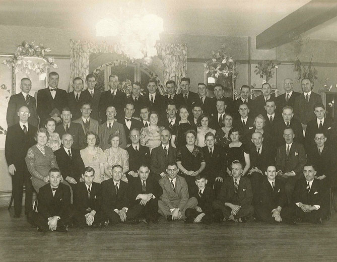 Lovells Diamond Jubilee 1939