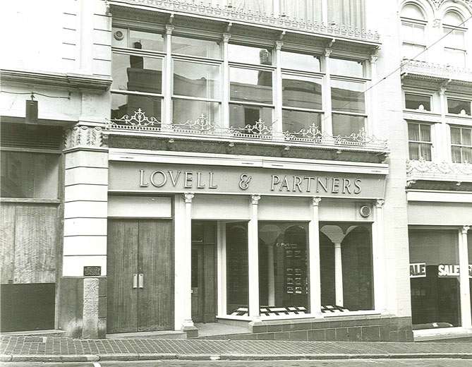 Lovell & Partners, Smith Street, St Peter Port c.1975